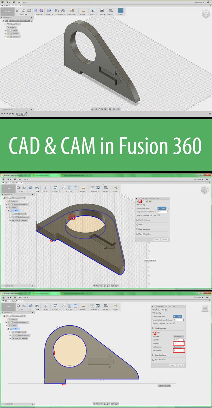 How can I learn CAD/CAM/CNC programming? - Stack Overflow