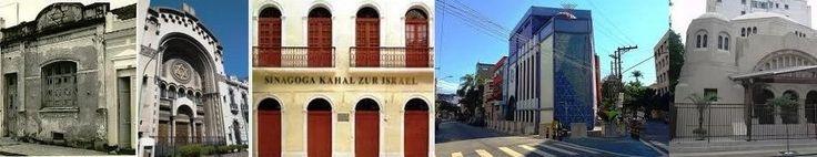 """Arquitetura e Arte Judaica em São Paulo: Sinagoga, em hebraico  """"Beth Haknesset"""""""