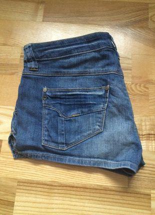 Kup mój przedmiot na #vintedpl http://www.vinted.pl/damska-odziez/szorty-rybaczki/13143066-krotkie-jeansowe-spodenki-z-orsay