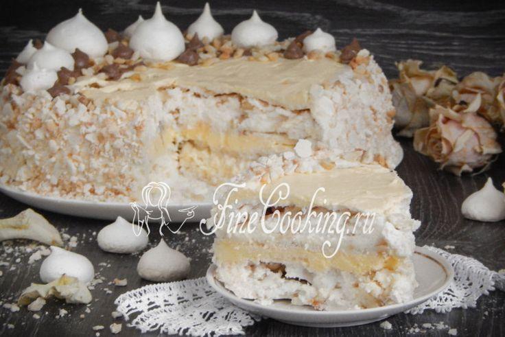 Торт Полет - рецепт с фото