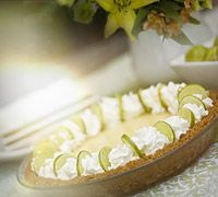 Martha's Key Lime Pie