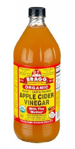 Bragg Usda Organic Raw Apple Cider Vinegar 32 Fluid Ounce