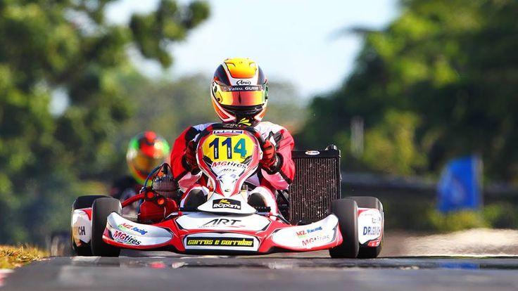 Kart Online - Rubem Carrapatoso é o 1º campeão Brasileiro de Kart no Ceará