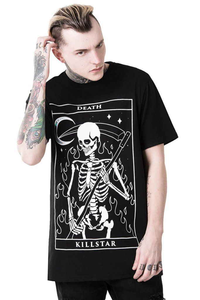 41136a2ae6 Thirteen T-Shirt [B] in 2019 | clothes I like | Shirts, Killstar ...
