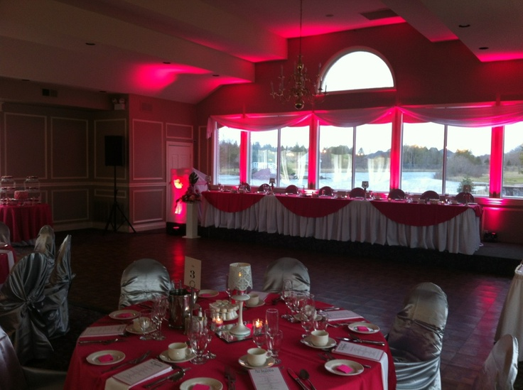 Orchard View Weddings in the Lakeview room