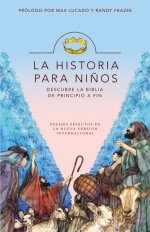 Zondervan - La History para Ninos: Descubre la Biblia de principio a fin (The Story for Kids Spanish Edition) -- SPANISH EDITION: The Story for Kids is a unique edition of the Nueva Versión Internacional to parallel the adult edition of The Story. Using actual Bible text, The Story for Kids gives kids a big-picture view of the Bible.