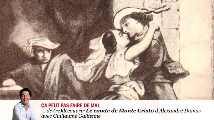 """""""Le comte de Monte Cristo"""" d'Alexandre Dumas lu par Guillaume Gallienne"""