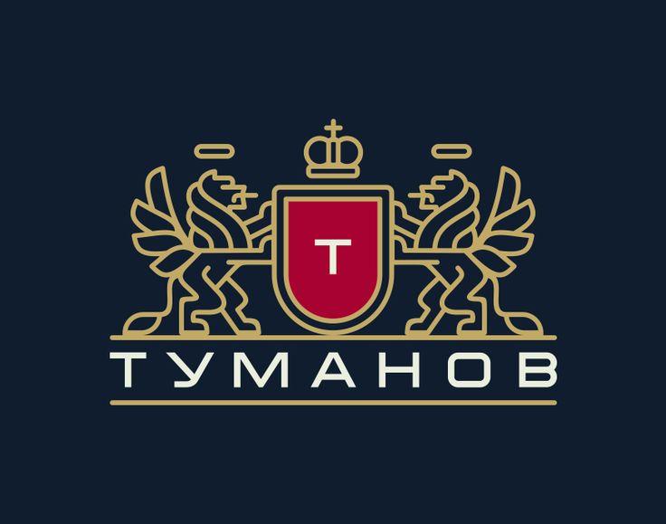 @Behance: «Coat of arms of lawyer Sergey Tumanov» https://www.behance.net/gallery/45275561/Coat-of-arms-of-lawyer-Sergey-Tumanov