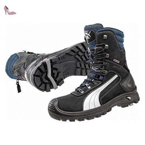 Puma 630530-256-43 Pamir Bottes de sécurité High S3 WR CI HRO SRC Taille 43 - Chaussures puma (*Partner-Link)