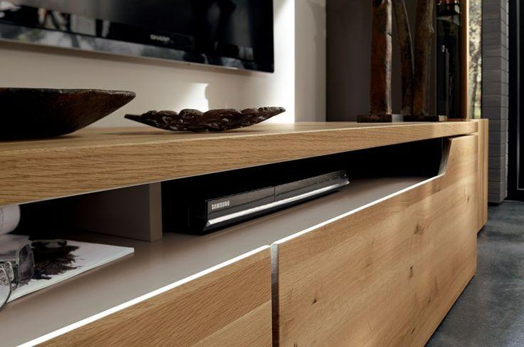 low oak tv cabinet carva oak tv cabinet h lsta werke h ls living room pinterest oak tv. Black Bedroom Furniture Sets. Home Design Ideas