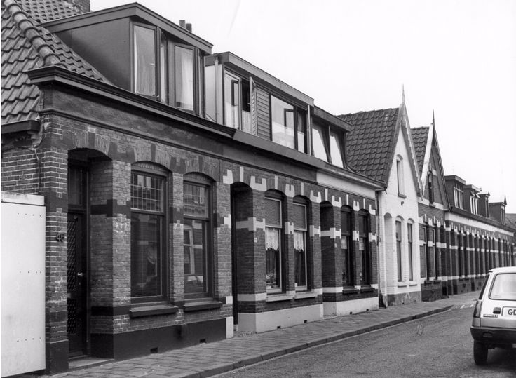 Akkerstraat Deventer (jaartal: 1980 tot 1990) - Foto's SERC