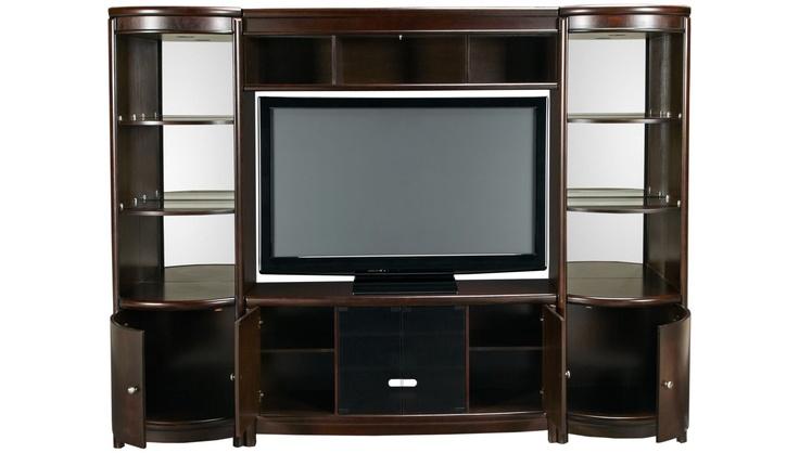 Entertainment center for living room
