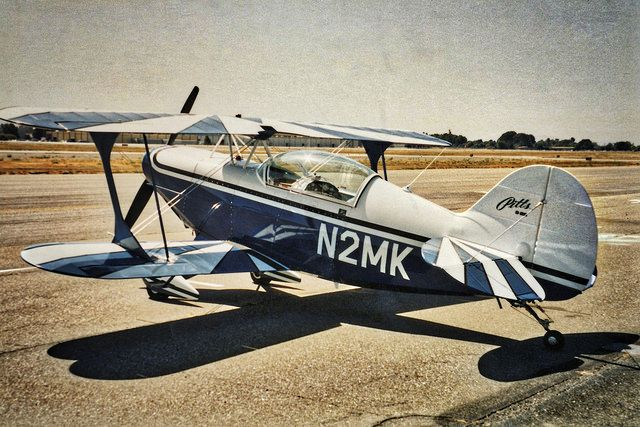 Pitts S-2B N2MK Hayward California   clayton eddy   Flickr