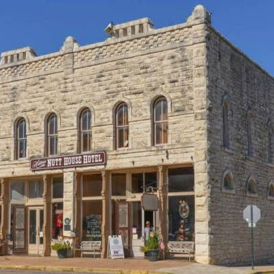 The Historic Nutt House Hotel | Luxury Lodging in Granbury, TX