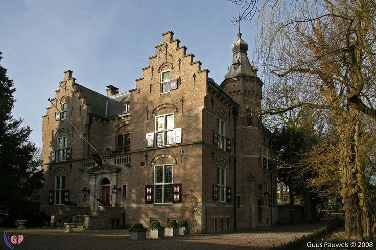 Kasteeltje Crabbehof @Dordrecht Nederland