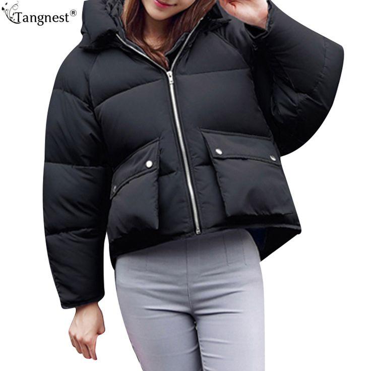 #aliexpress, #fashion, #outfit, #apparel, #shoes #aliexpress, #TANGNEST, #Women, #Autumn, #Short, #Jacket, #Winter, #Hooded, #Parkas, #Female, #Oversize, #Shoulder, #Chaquetas, #Parka, #WWM1594