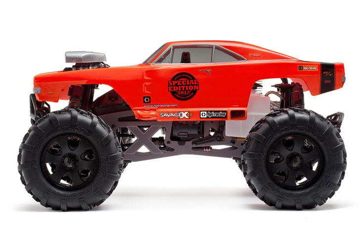 HPI Savage X 4.6 Special Edition