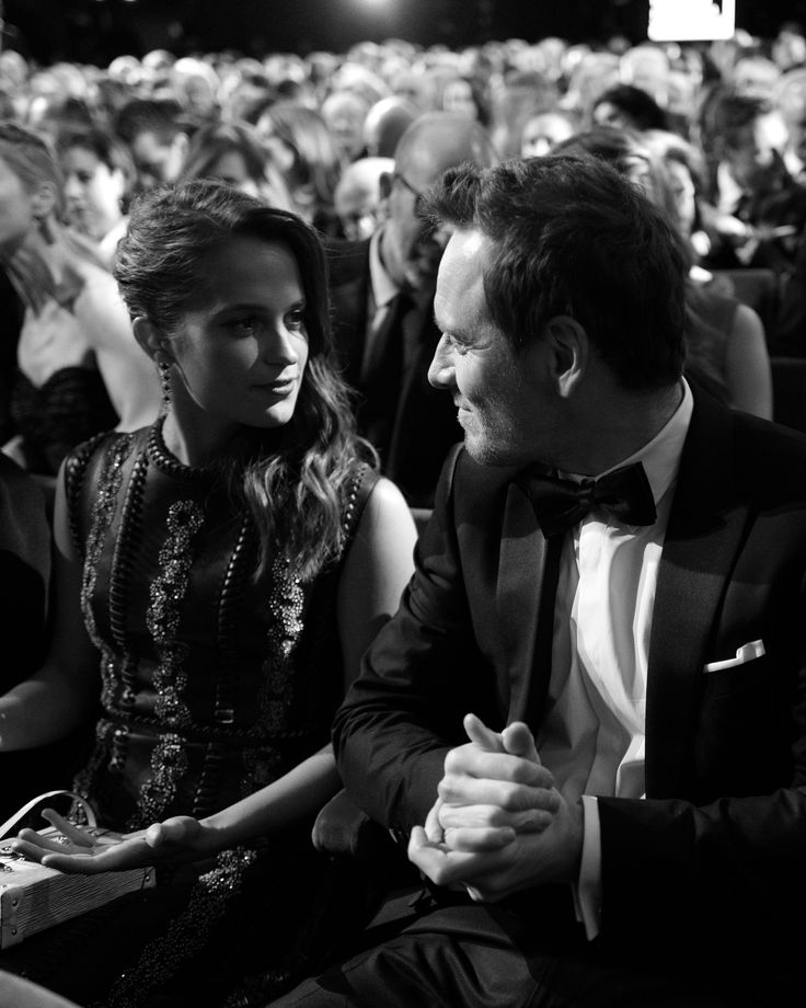 Alicia Vikander and Michael Fassbender | Inside the 2016 BAFTAs with Greg Williams