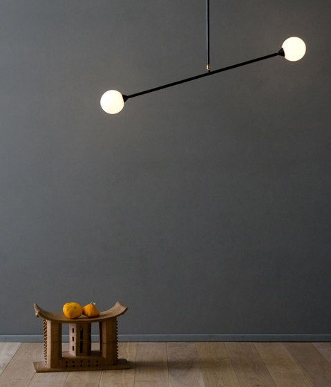 Two Spheres Pendant | Atelier Areti Available At Camerich Los Angeles