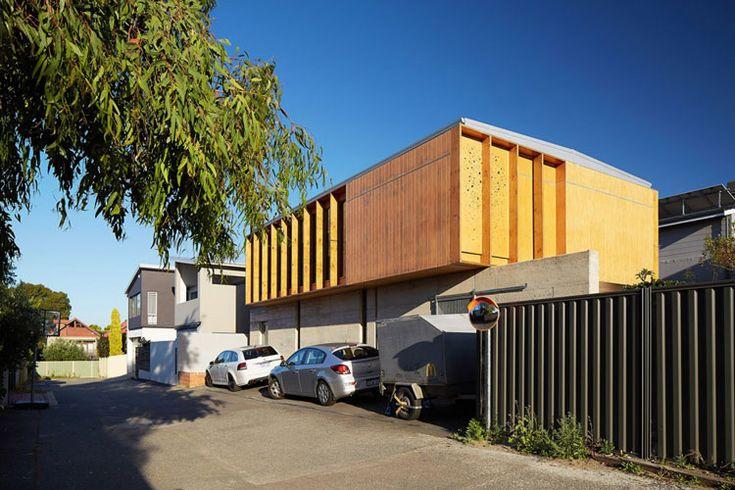 North Perth House by Jonathan Lake Architects (via Lunchbox Architect)