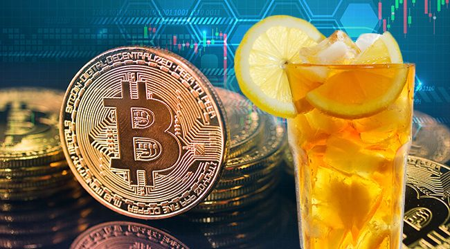 An Iced Tea Company Tripled Its Stock Price After Rebranding For The Crypto Craze