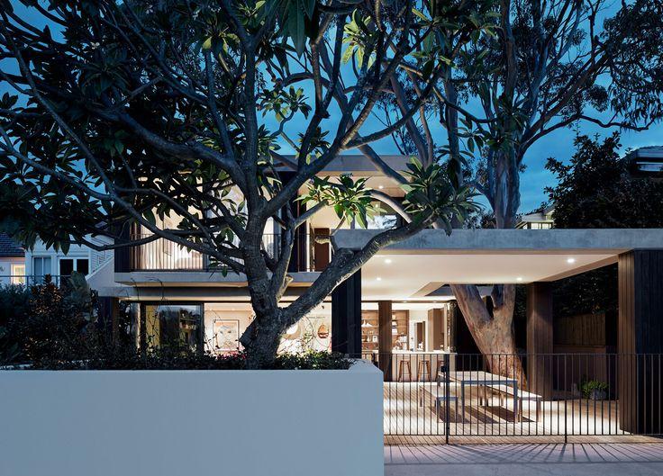 Hopetoun Avenue Residence by B.E. Architecture