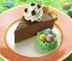 Recette de Tarte au chocolat veloutée