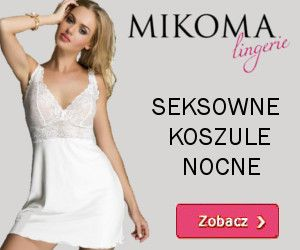 Sexy nightwear - must have! www.mikoma.pl