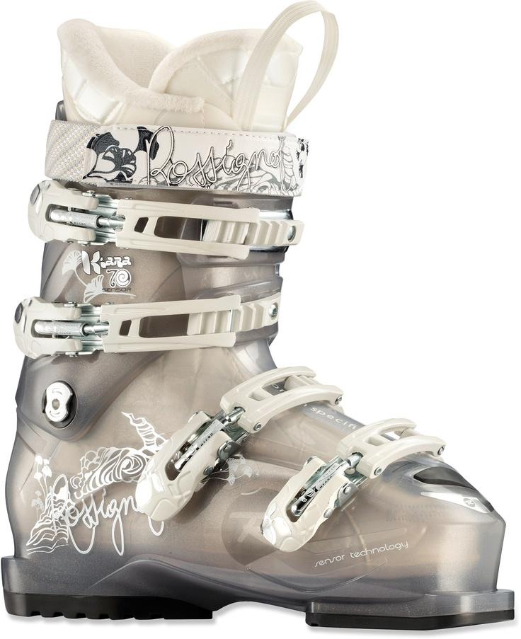 Rossignol Kiara Sensor 70 Ski Boots - Women's - 2012/2013 - Free Shipping at REI.com