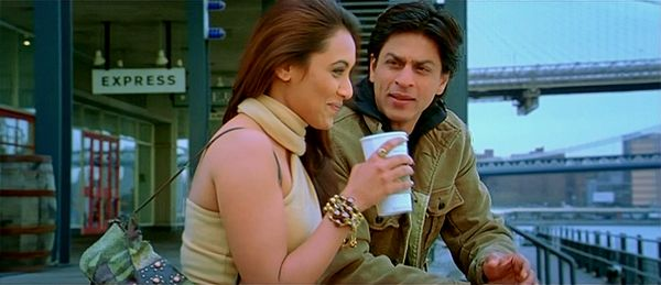 "Rani Mukherji and Shah Rukh Khan | My Beloved (""Mitwa"", Kabhi Alvida Naa Kehna) #musicmonday"