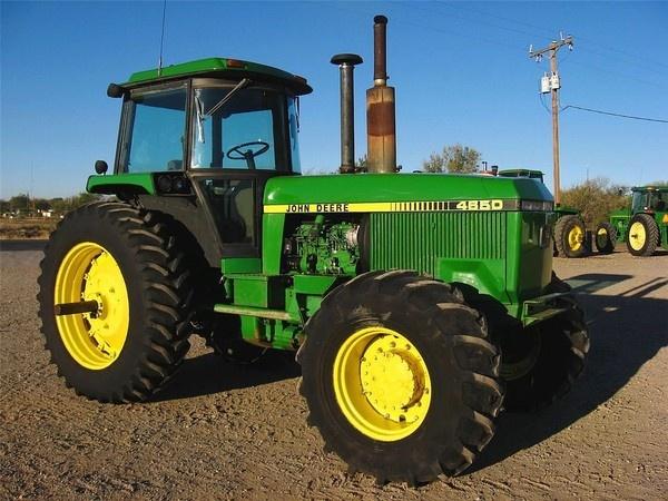 J & S Tractor Sales - John Deere 4650