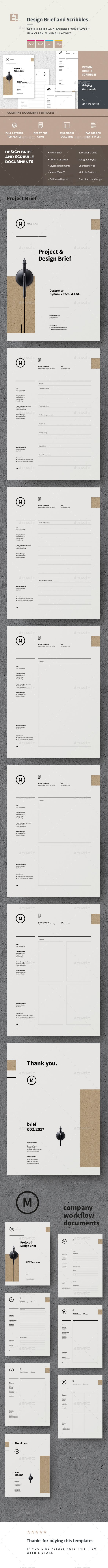 Brief — Photoshop PSD #8.5x11 #questions web • Download ➝ https://graphicriver.net/item/brief/19466818?ref=pxcr