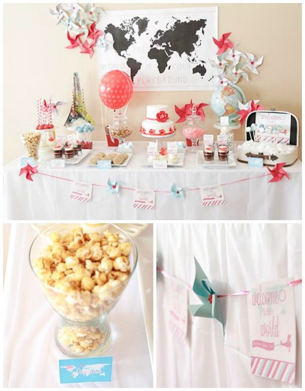 Best Travel Baby Showers Ideas On Pinterest Baggage Claim