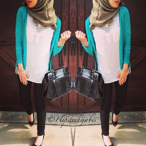 This Instagram Will Inspire Muslims & Clingy-Clothes Haters Alike