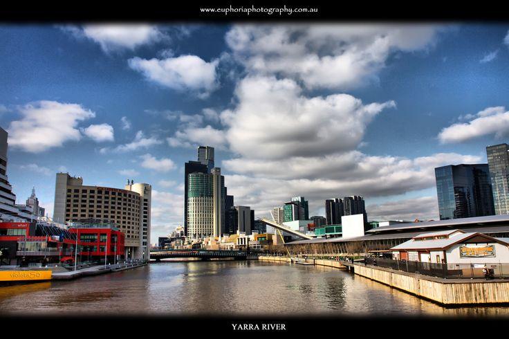 Melbourne , Yarra River