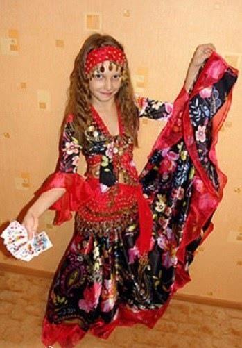 Фотки костюмов цыганок
