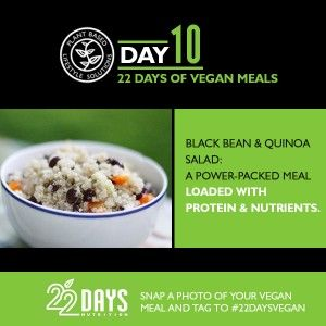 Loaded with protein and nutrients! Very very healthy and very very tasty. #22DayRevolution #vegan #glutenfree