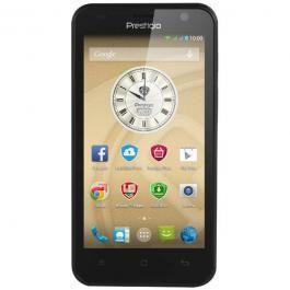 Mobilni telefon 2 kartice MultiPhone PSP3450DUO Prestigio MultiPhone 3450 DUO sadrži sve napredne funkcije smart telefona, kao što je oštri i prostrani IPS ekran, Quad core procesor, poboljšana kamera, Dual SIM i neverovatni Android Kit Kat .  Zajedno sa modernim dizajnom, instalirane aplikacije i razumna cena, čini ovaj telefon savršen smartphone za vaš novac