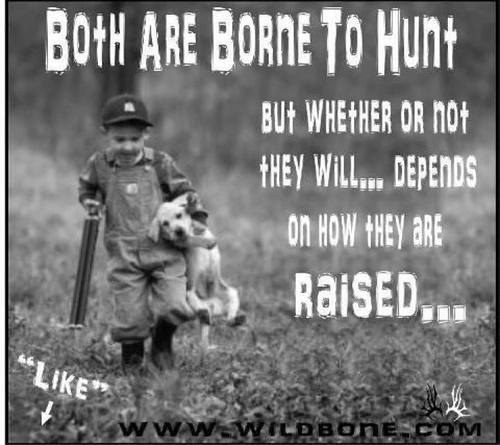 Borne hunter...