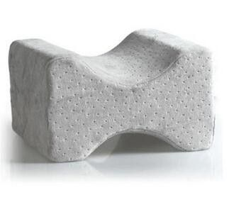 Clip leg pillow foot pillow Memory foam pillow rubber MATS Use legs and feet sore To protect the legs