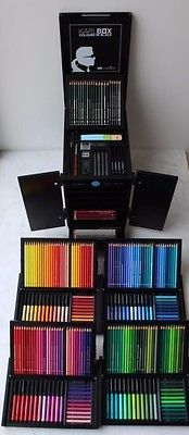 Limited Edition Karlbox Faber Castell Karl Lagerfeld Box Set One of 2500