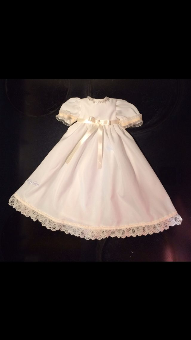 116 best angel gowns my sister i have made images on for Have wedding dress made