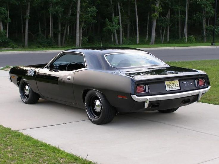 Classic Muscle Cars Plymouth Barracuda Cool Cars Pinterest