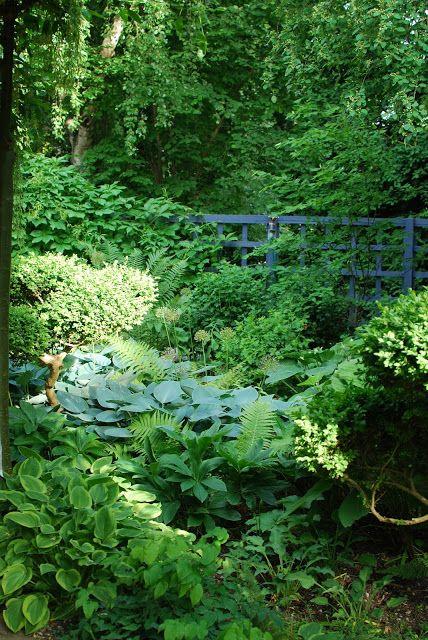 Almbacken: En av de finaste trädgårdar jag sett