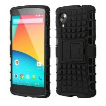 Funda Nexus 5 Cruzerlite Spi-Force - Black - Black  $ 252.04