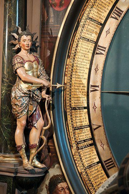 L'horloge astronomique de la cathédrale de Strasbourg