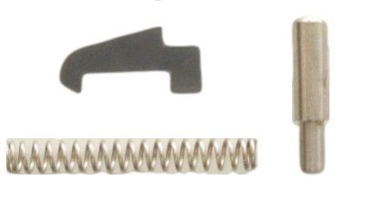 JWH Custom Extractor Kit. It is capable of withstanding the most demanding conditions without any wear. The spring is an extra-force spring. Note: Parts B14, B15, and B16 in diagram. This is a BRAND NEW JWH Custom Extractor with Extractor Spring, and Plunger for your Ruger 10/22 rifle. Extractor is cut from hardened A2 Tool Steel using the latest laser cut technology. Item dimensions: weight: 1, width: 6, height: -1. Also fits Ruger 10/22 Magnum.