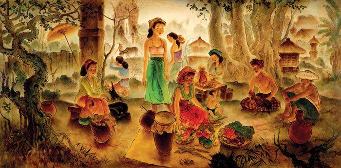 Cheng Shui (Bogor, 1981) - Bali Life.