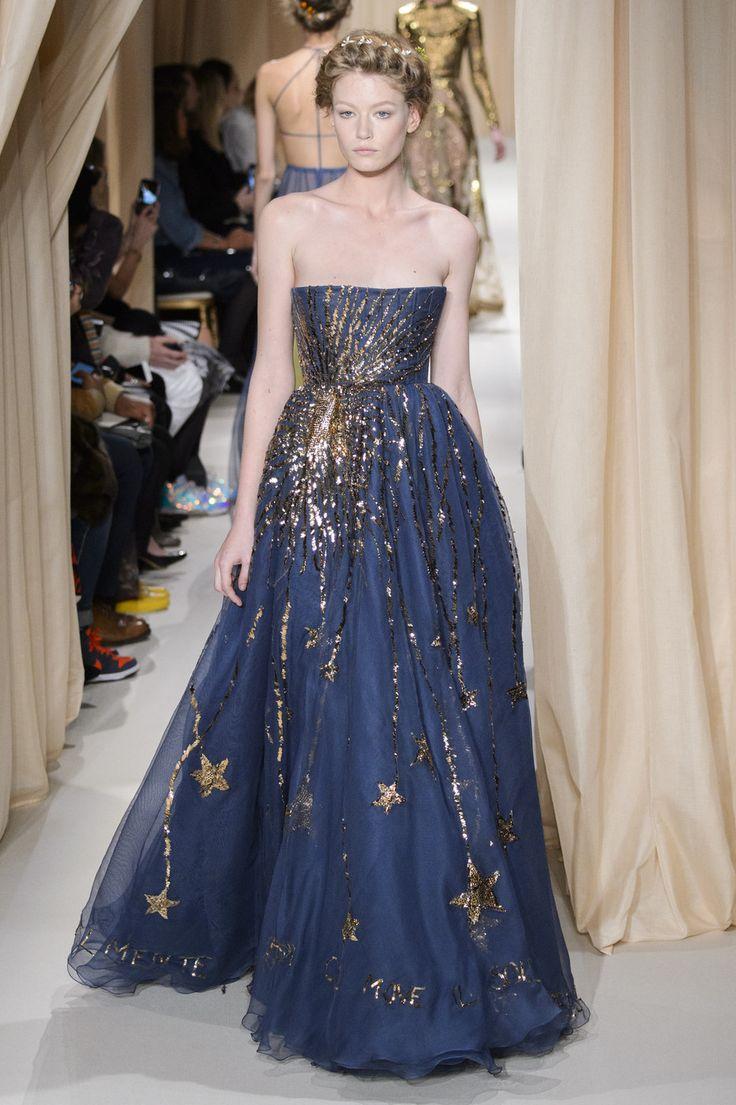 Valentino at Couture Spring 2015 | Stylebistro.com