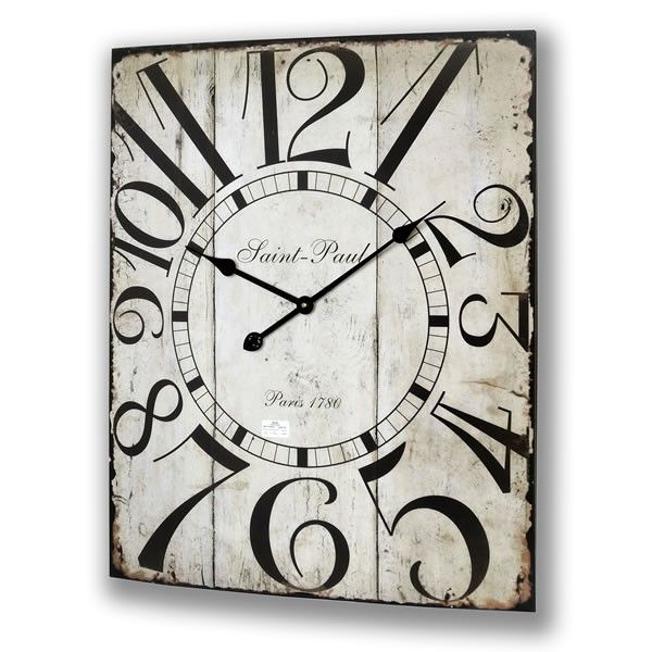 dupont wall clock see more use table top